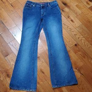 ⭐Vintage 2000s bell flare jeans